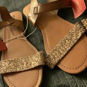 Mossimo Supply Co. Shoes - Mossimo Women's Sandals 8 Tan Brown NWT